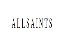 英国All saints服饰公司