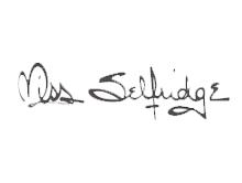英国塞尔弗里奇小姐 Miss Selfridge服饰公司
