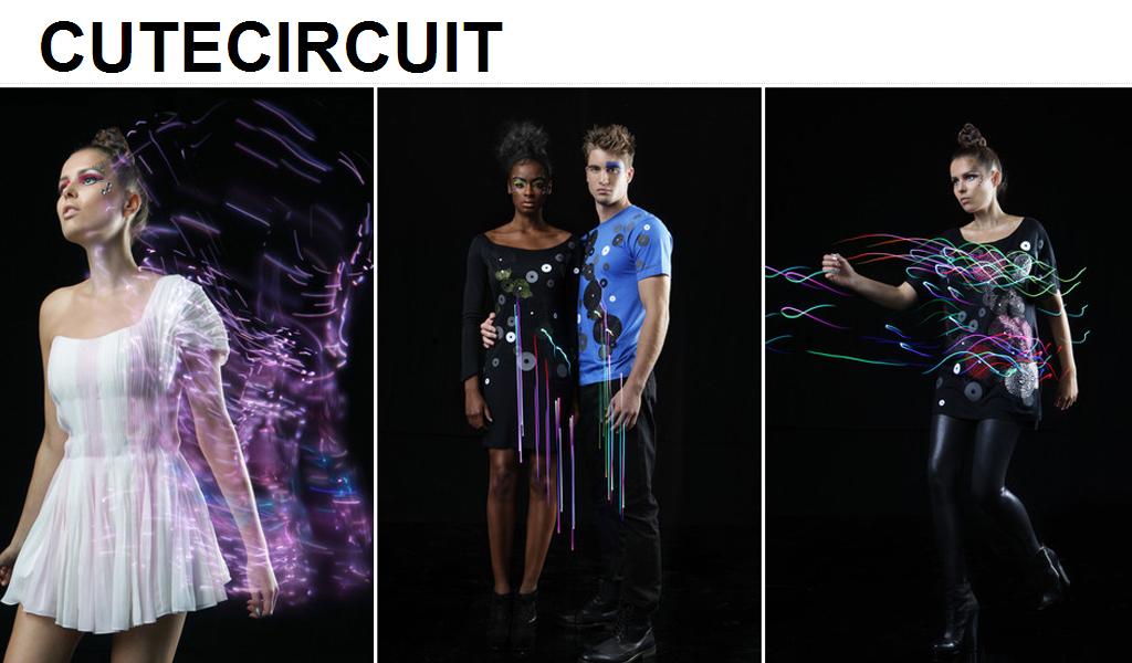 英国伦敦可爱电路cutecircuit服饰公司
