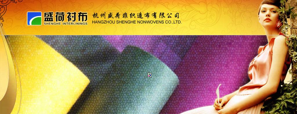 杭州盛荷非织造布有限公司