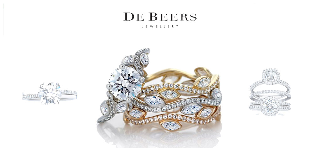南非戴比尔斯De BeersDe Beers Diamond Jewellers珠宝公司