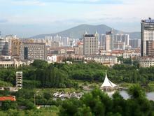 江苏省江阴市 中国纺织产业基地市形象图