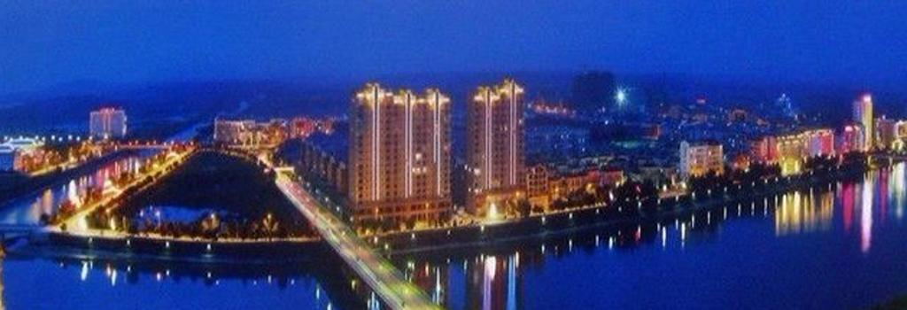 江西省奉新县 中国新兴纺织产业基地县