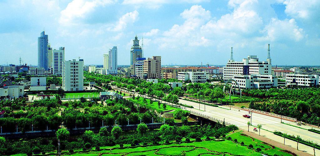 江苏省张家港市 中国纺织产业基地市