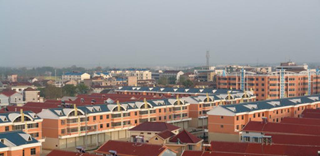 安徽省望江县 中国新兴纺织产业基地县