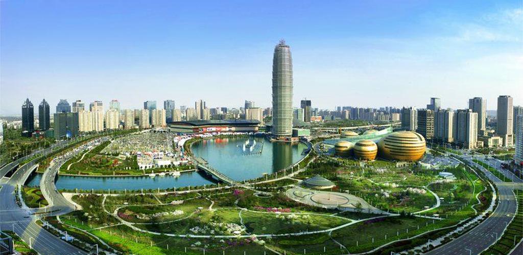 河南郑州市中原区 中国新兴纺织产业基地市