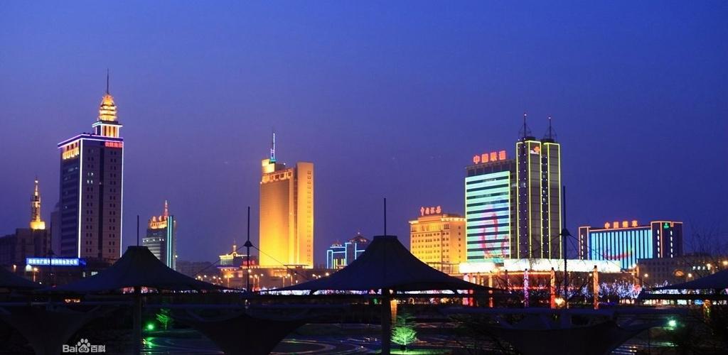 山东省滨州市 中国纺织产业基地市