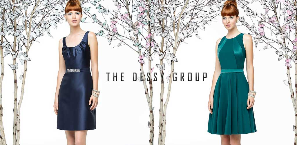 美国THE DESSY GROUP礼服公司
