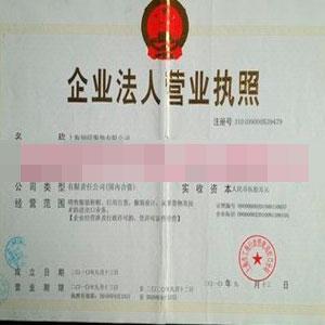 上海钠镁服饰有限公司企业档案