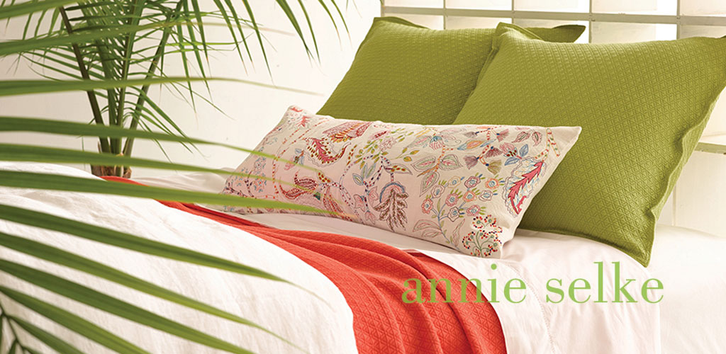 美国Annie Selke家纺品牌公司