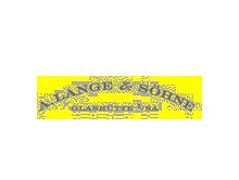 德国A.Lange&Sohne朗格钟表公司
