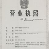 杭州中庸服饰设计工作室企业档案
