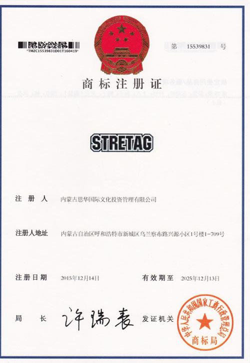 内蒙古思华国际文化投资管理有限公司企业档案