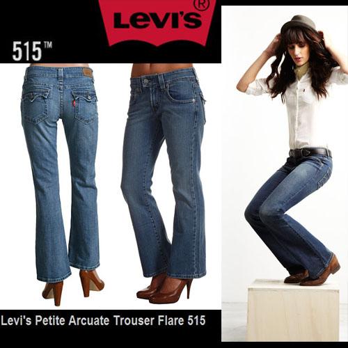 levi's 515牛仔裤1000余条 美国专柜正品 整单齐码