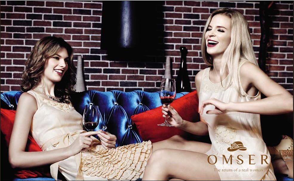 欧魅赛尔引领时尚女性!传播极女人理念,打造最具女人味的女装品牌