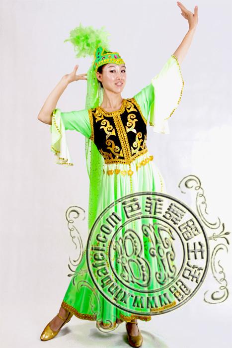 关于维族人的简笔画