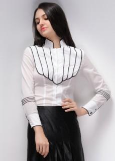 纯棉女式衬衫