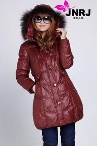 JNRJ将时尚、舒适、女人味、休闲四者完美融合。