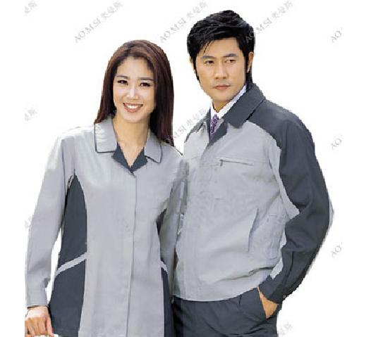 訂做深圳龍崗工作服廠服-紫光服裝廠
