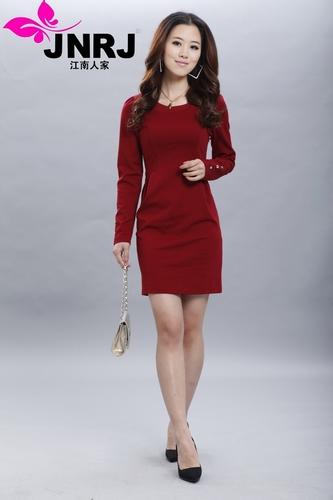 杭州江南人家品牌折扣女裝,四季服裝新品不斷,招商中……