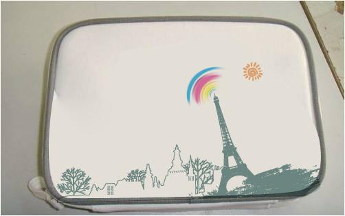 箱包柯式烫画 牛津布数码印花 帆布袋彩色图案印花
