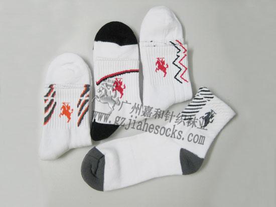 純棉運動襪工廠批發純棉運動襪無骨全棉運動襪廠家