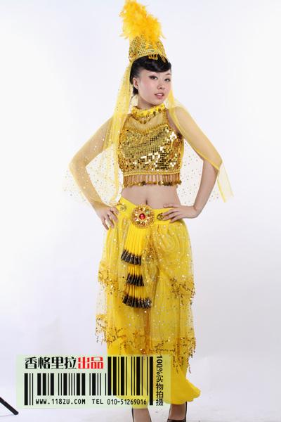 蹈服装民族服装古装宫廷服装图片