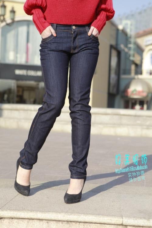 女式牛仔裤 便宜牛仔裤批发便宜女牛仔裤批发韩版便宜牛仔裤批发