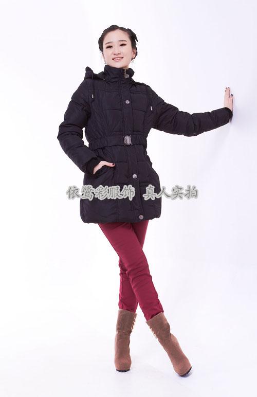 蘇州常熟冬裝棉衣女式服裝批發 江西女式棉衣批發