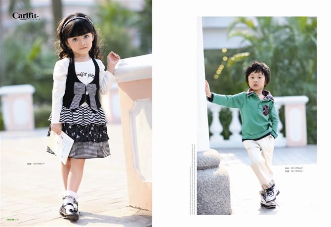 供应河南品牌童装加盟,儿童服装代理