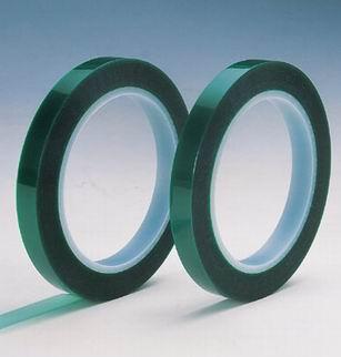 高温绿胶带,耐高温胶带-绿胶带,电镀遮蔽胶带
