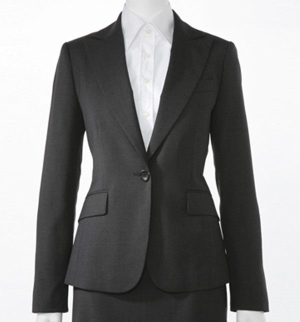 女士西装丨修身西服订做