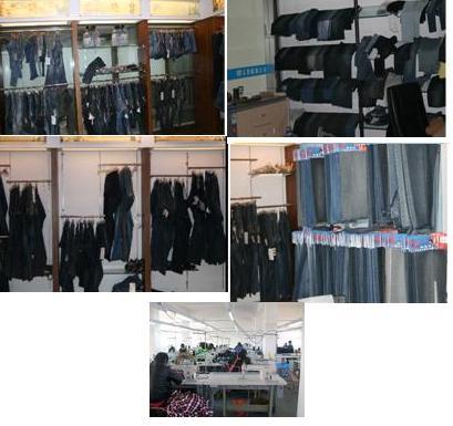 服装 服装加工/各类服装加工:机械烫钻,钉珠,手工刺绣,手工珠片绣,手工钉...