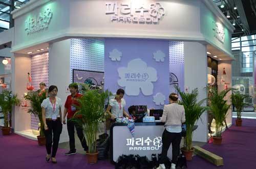 时尚内衣品牌加盟首选韩国帕莉秀品牌