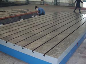 河北北重机械产销铸铁平台/管子平台,焊接平台,机械动力平台