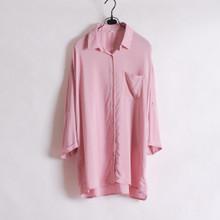 女士衬衫定制 广州衬衫加工厂