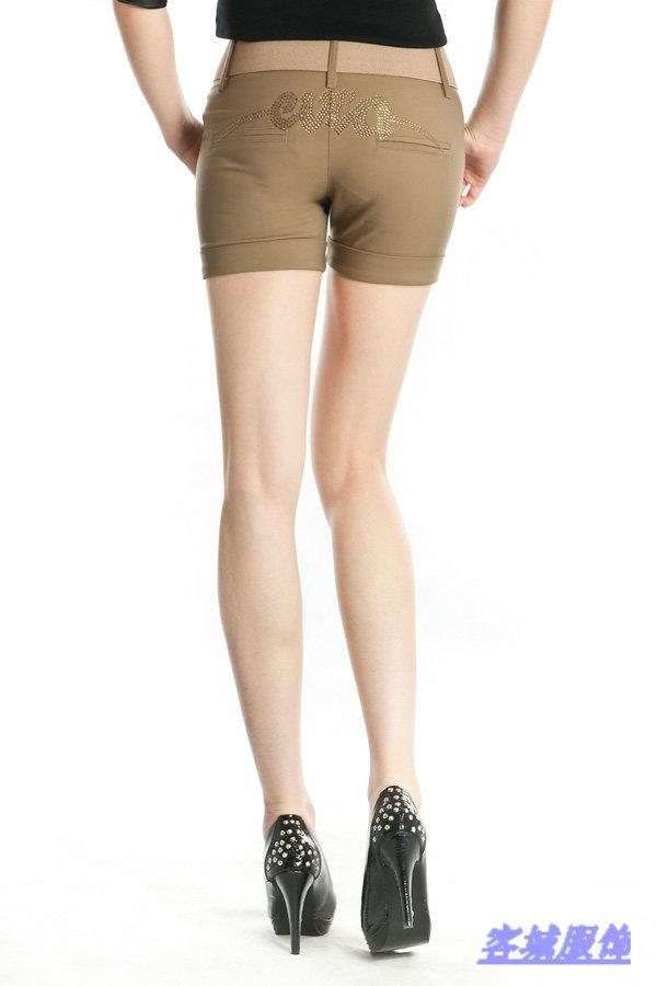 女式夏季短裤_特价批发夏季女式短裤/潮流韩版短裤便宜批发 供应信息 - 女装 ...