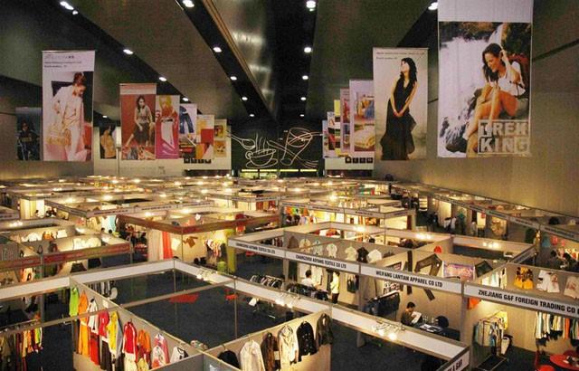 2012泰国纺织展
