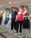 女装部陈列-珠海市百分百购物中心