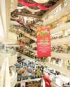 商场内景-黑龙江远大购物中心