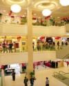 商场中庭-嘉兴戴梦得购物中心