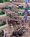 商场中庭-金博大购物中心