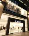 ZARA专卖店外景-大上海时代广场