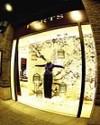 从巴黎香榭到东京银座 寻找创意型橱窗
