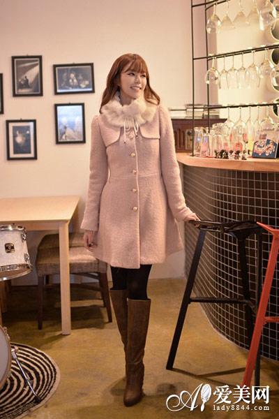 长款大衣气质搭配 穿对廓形更显瘦第七页|呢子大衣