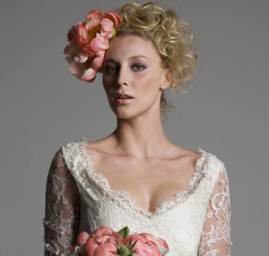 Kate Halfpenny 2014婚纱系列发布