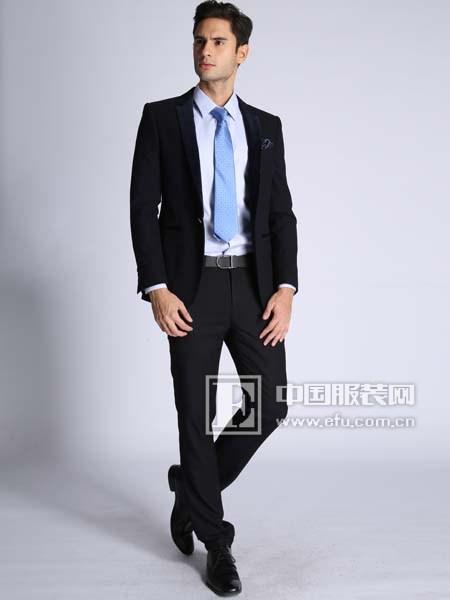 男人港湾男装:打造都市新绅士_服装招商资讯_中国服装图片