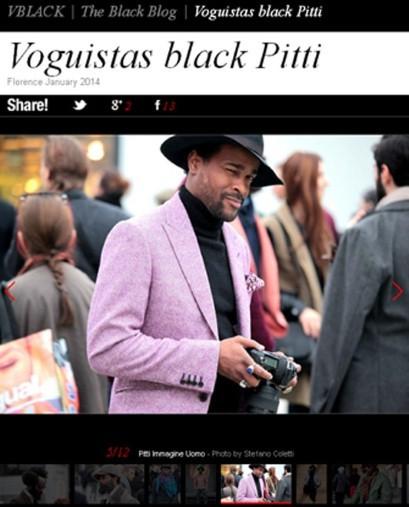 Vogue Black遭控诉涉嫌种族主义 主编强烈回击