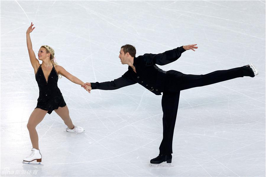 索契冬奥花样滑冰由滑