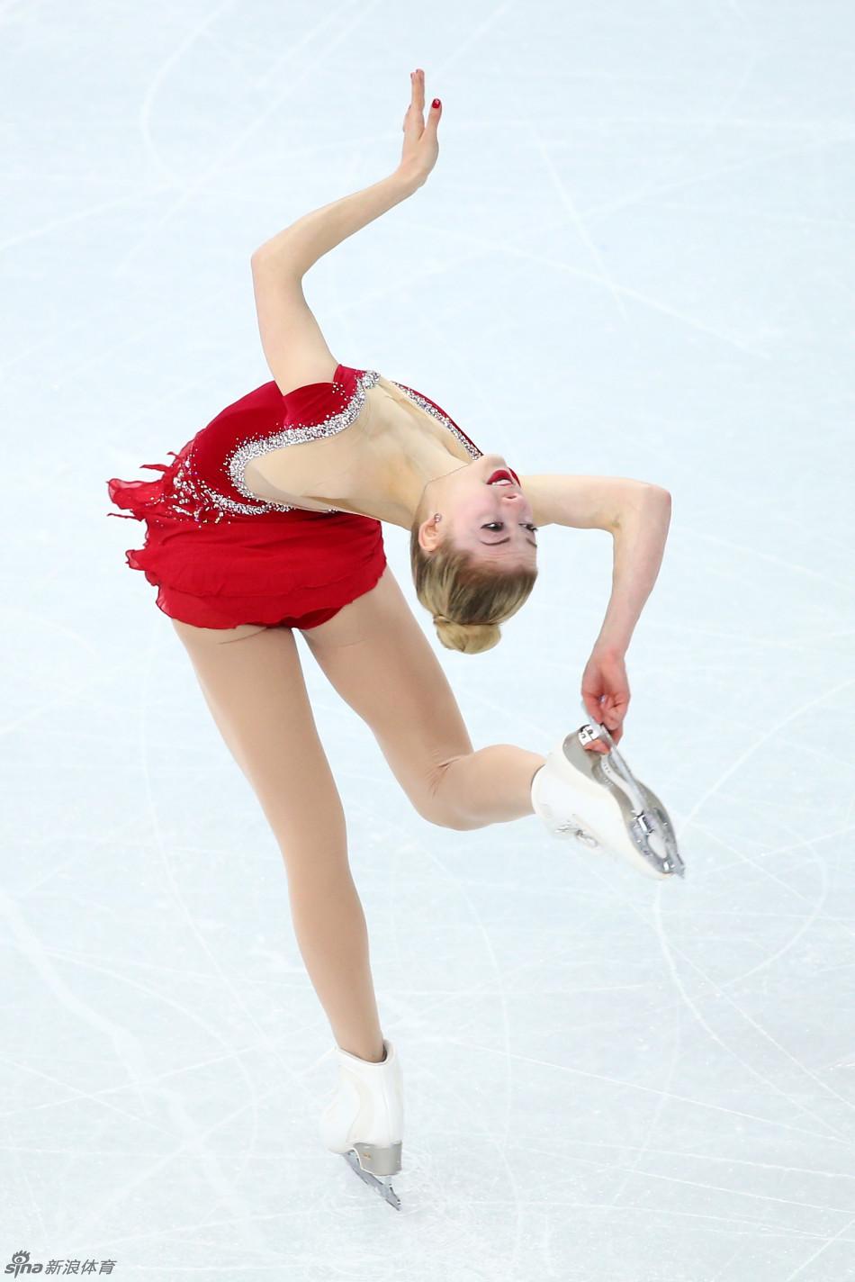 冬奥会花样滑冰女子单人短节目